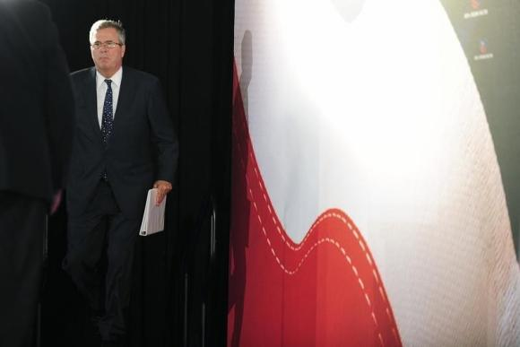 Jeb Bush attends the Faith and Freedom Coalition Road to Majority Conference in Washington