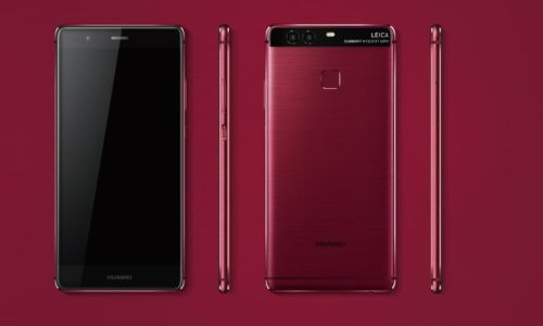 huaweip9_red