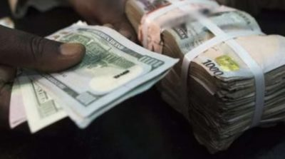 Dollar to Naira Black Market Exchange Rate