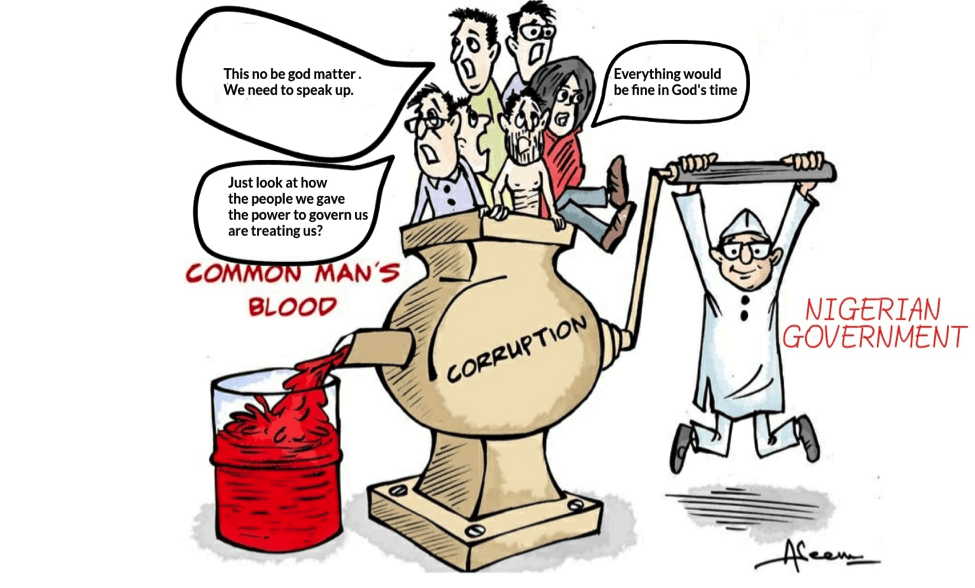 corruption is social evil Corruption and economic development addressing the mix of factors in the state and in society that give rise to both corruption and weak social and economic.