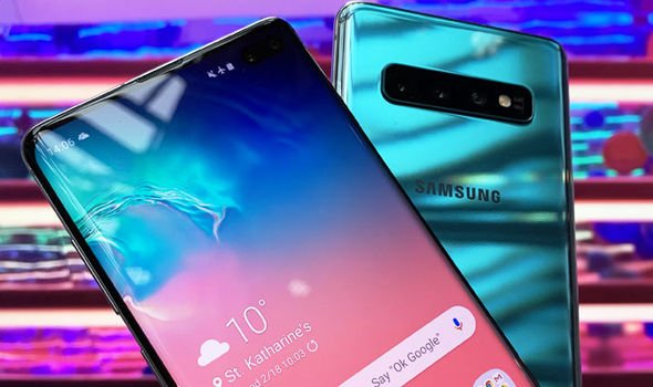 samsung s8 android 9 update problems